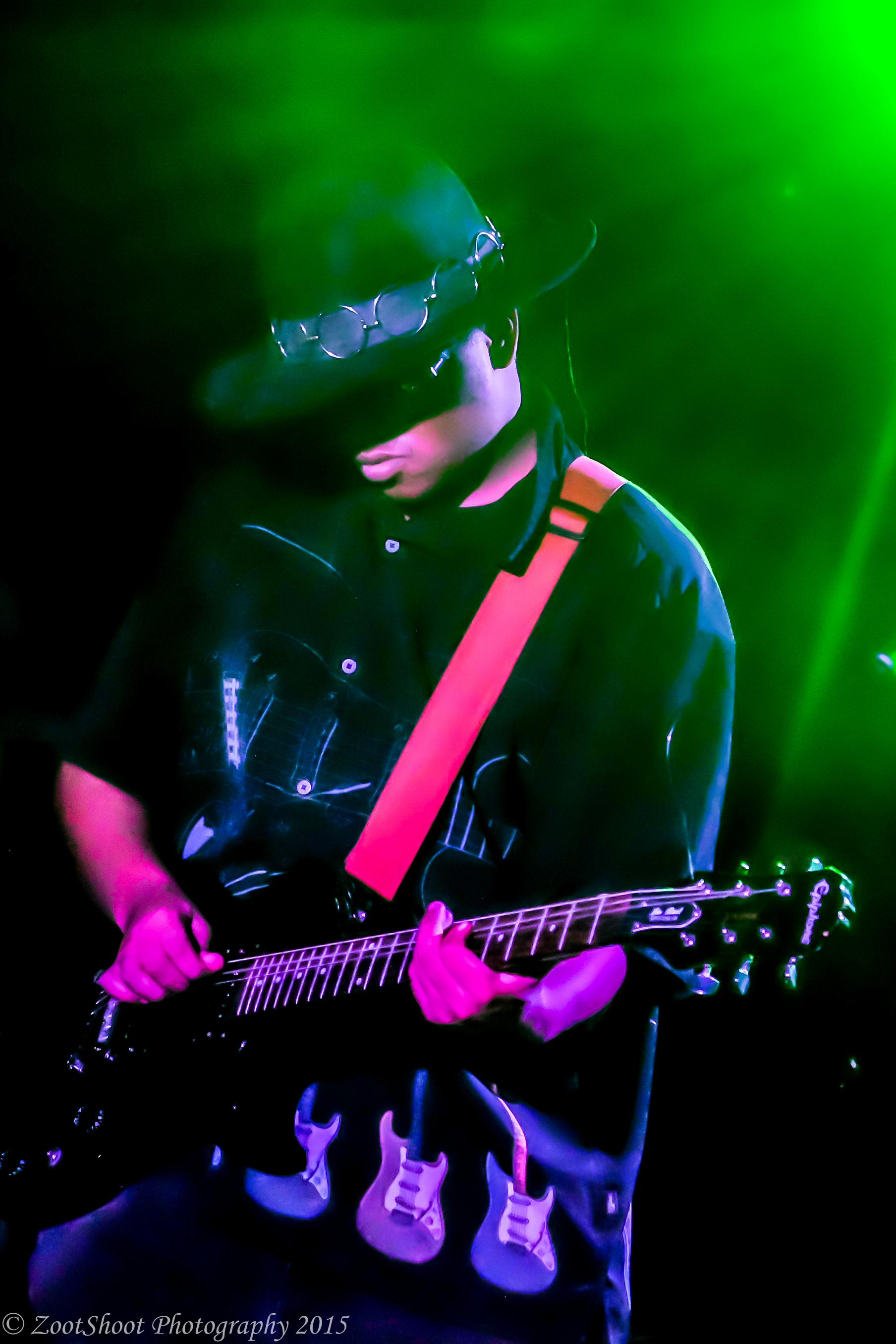 Blue Spectrum - Zayne