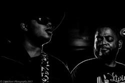 Zayne & Uncle AL of Blue Spectrum