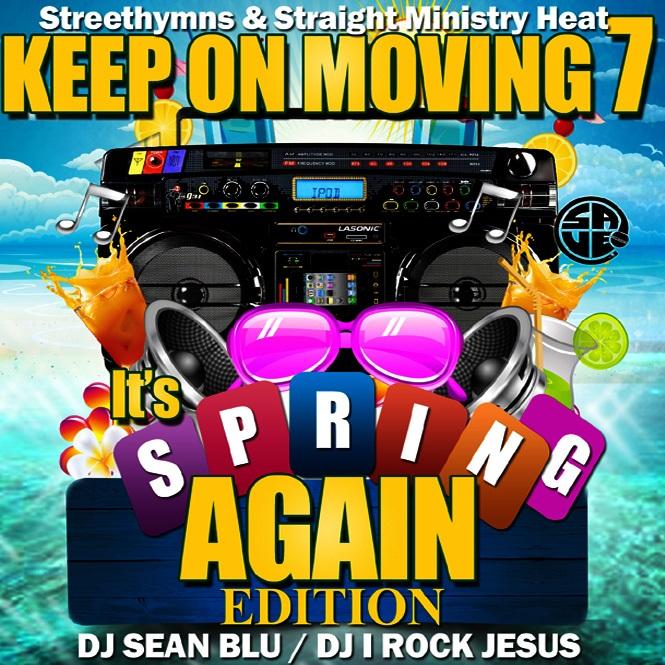 DJ Sean Blu - Spring Again Mixtape