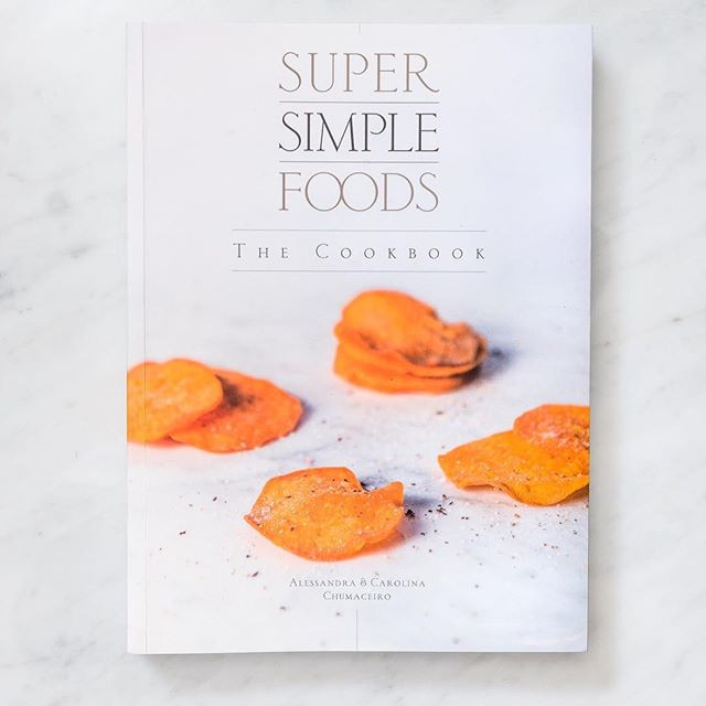 """SuperSimpleFoods, The Cookbook"" now ava"