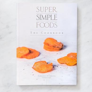 """SuperSimpleFoods, The Cookbook"" now ava"