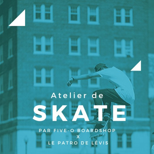 Skate - samedi 13h