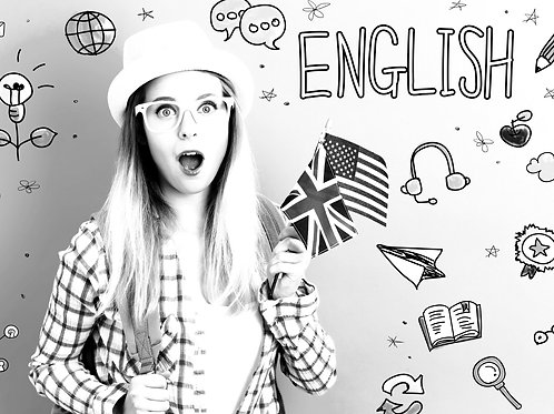 Learn to speak english ! (8 à 12 ans)
