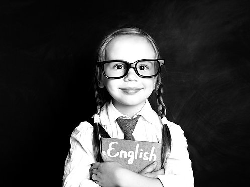 Learn to speak english ! (4 à 7 ans)
