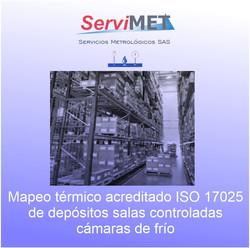 2 Mapeo termico