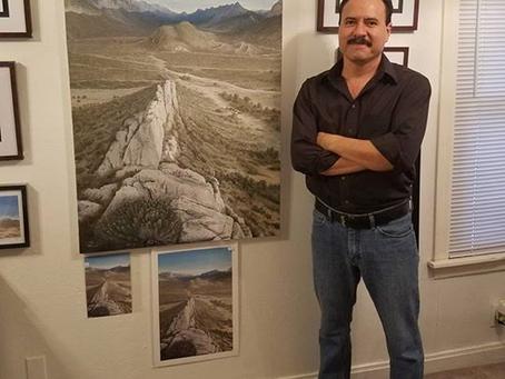 Studio Visit: Salvador Rodriguez
