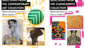 Selections from the Contemporary Art Collection and Selections from the Changarrito Collection