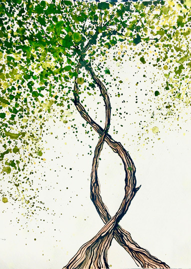 2 Trees (sold)