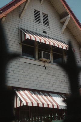 Four Point Awnings for Film