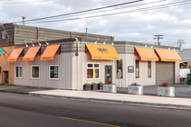 Apex Glass 3 pt Awnings with Valance