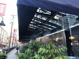 Patio Awning and Enclosure
