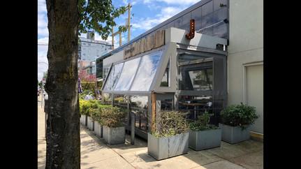 Retractable Restaurant Patio Enclosre