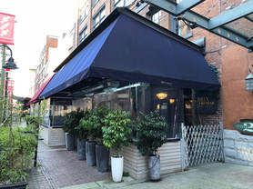 Restaurant Patio Awning