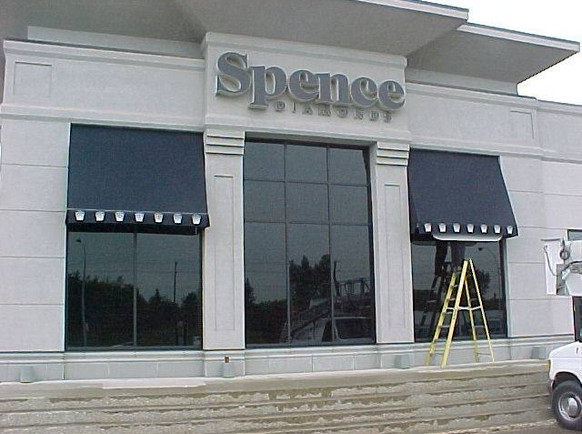 Spence 3 point Awnings Vancouver