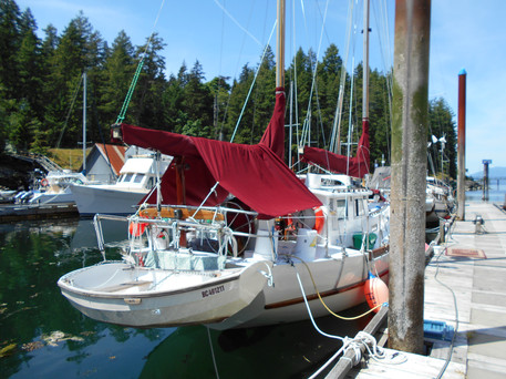 Custom Boat Cover by Awnings West