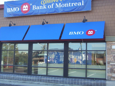 BMO Vancouver Awnings