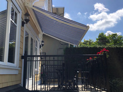 Residential Retractable Awning Vancouver
