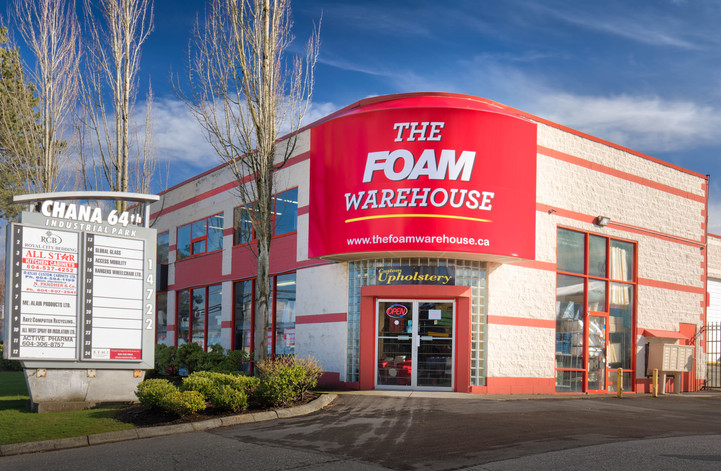 Foam Warehouse