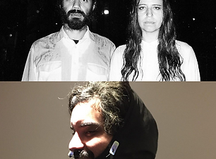 M. Takara & Carla Boregas + Dimitre Lima