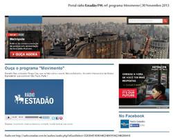 radio_Estadao FM_30-11-2013.JPG
