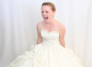 Telltale Signs You've Become a Bridezilla