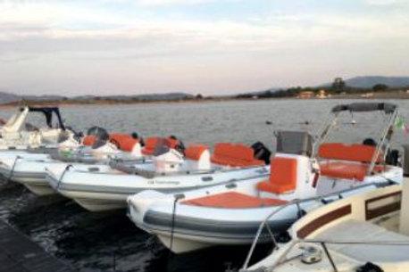 Noleggio imbarcazioni con o senza patente