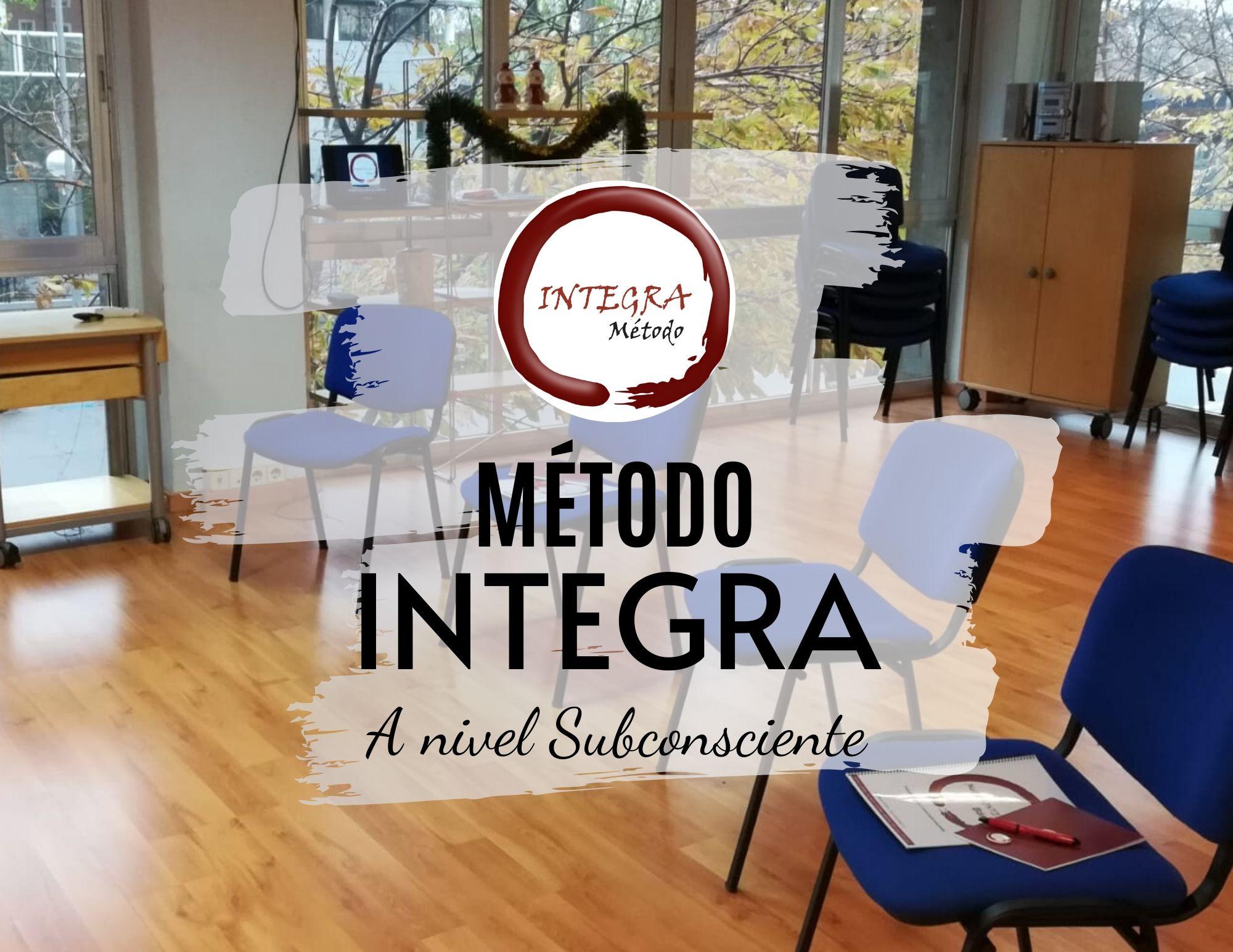 Como Instructora de Método Integra, imparto cursos y hago sesiones personales
