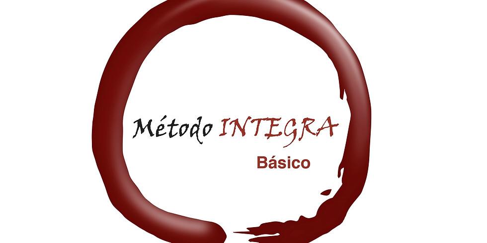 MARZO 02 Y 03 | CURSO MÉTODO INTEGRA BÁSICO MADRID