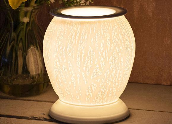 Woodland Design Aroma Lamp and Wax Melt Warmer