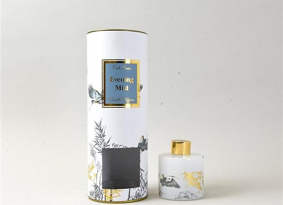 Fresh Linen Reed Diffuser in Heron Design Gift Box