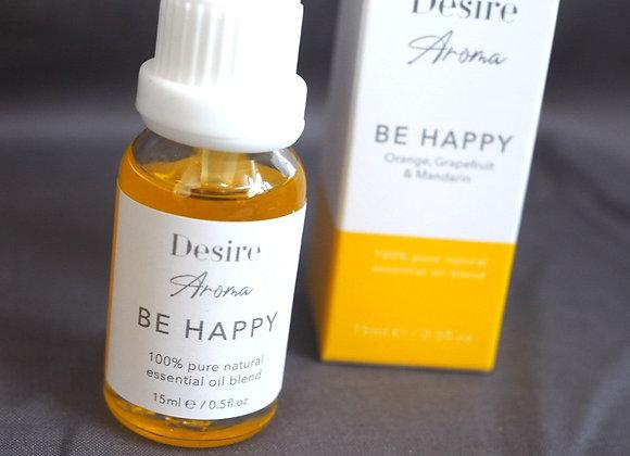 'Be Happy' - Orange, Grapefruit and Mandarin essential oil