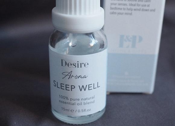 'Sleep Well' - Orange, Lavender, Ylang Ylang and Marjoram essential oil