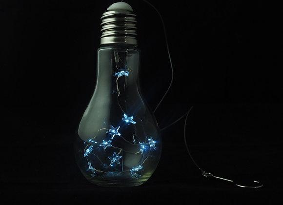 Star LED Light Bulb Lamp