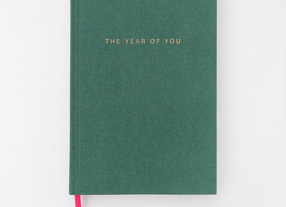 Caroline Gardner 'Year of You' Daily Journal