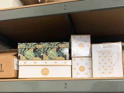A Look Inside our Studio - In Partnership with Lil Packaging