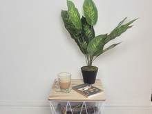 How to Style the ALEXIS Geometric Side Table