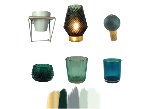 Colour Crush | Accessorising with Green