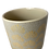 Thumbnail: Cream and Gold Shell patterned Ceramic Planter