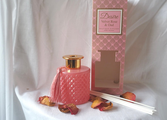 Velvet Rose and Oud Scented Reed Diffuser