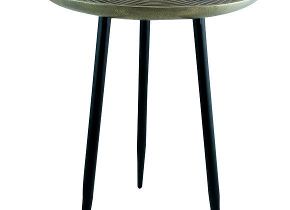 Barnaby - Round Top Aluminium Side Table