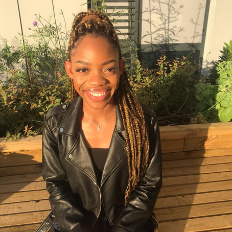 Meet Nneka - 5 minutes with our social media intern