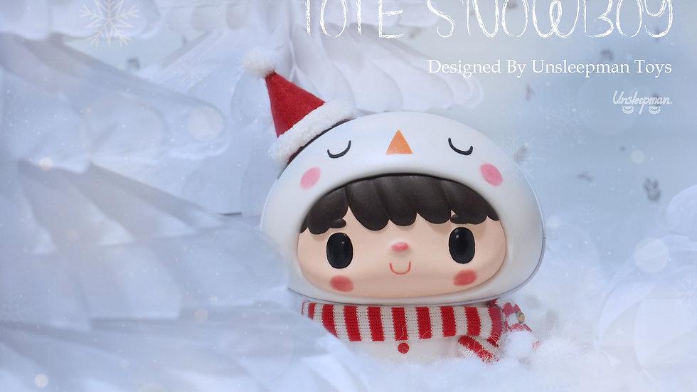 X'Mas Limited Edition ToTe Snowboy