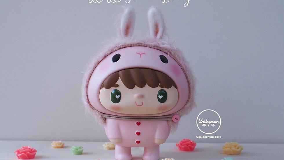 Valentine's Edition ToTe Honey Bunny