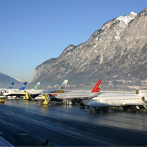 Dramatic Innsbruck Approach, do you have what it takes?