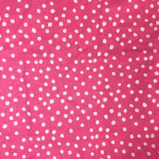 Pink with White Spots #21