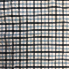 Plaid in Blues #19