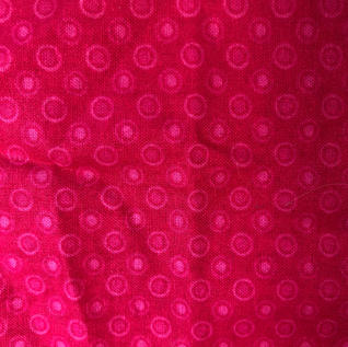 Pink on Pink Spots #16