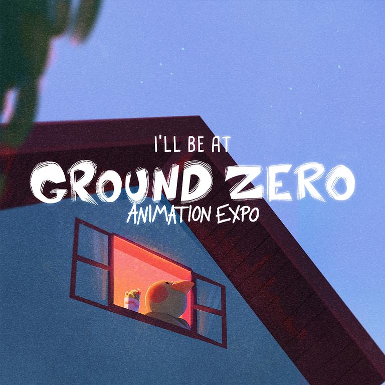 Ground Zero Animation Expo
