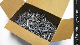 A Box of Nails