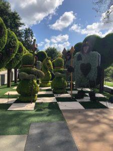 Alice in Wonderland Atlanta Botanical Garden
